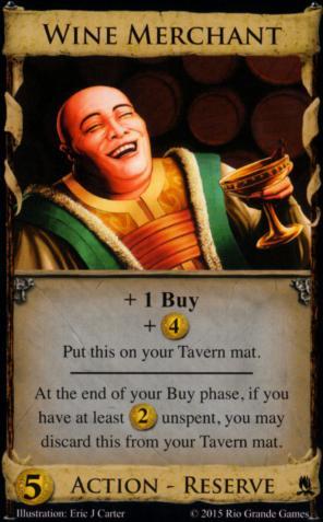 Wine Merchant